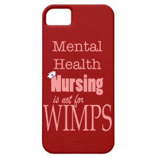 Oficio de enfermera-No de la salud mental para los iPhone 5 Carcasas