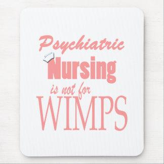 ¡Oficio de enfermera-No psiquiátrico para los Wimp Mousepads