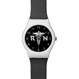 Oficio de enfermera RN Relojes De Pulsera