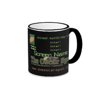O'fish'al Member Ringer Coffee Mug