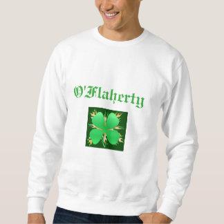 O'Flaherty Clan Logo Sweatshirt