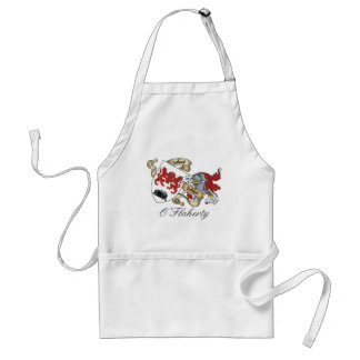 O'Flaherty Family Crest Aprons