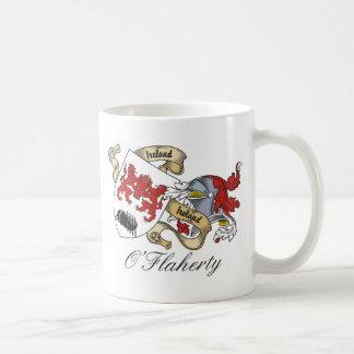 O'Flaherty Family Crest Mugs