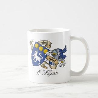 O'Flynn Family Crest Coffee Mug