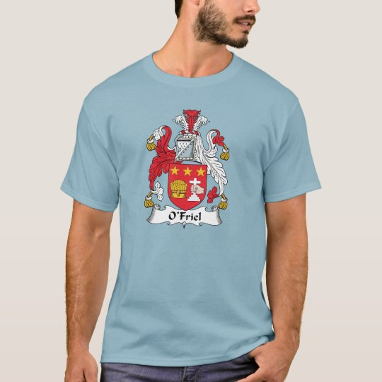 O'Friel Family Crest T-Shirt