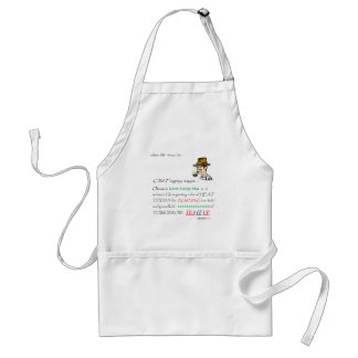 ofs GREEN ENERGY PLAN Adult Apron
