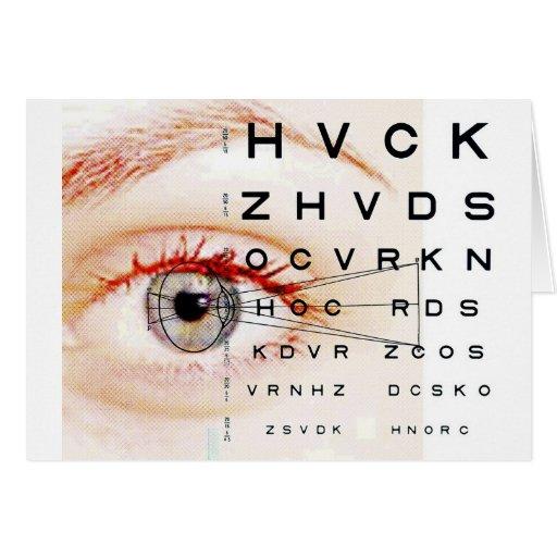 oftalmología felicitaciones