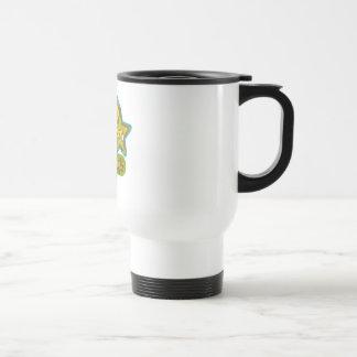 Oftalmólogo de la superestrella taza de café