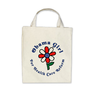 OG for Health Care Reform - Organic Grocery Tote Tote Bag