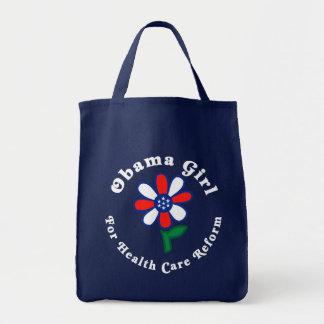 OG Health Care Reform-Dark Grocery Tote, 3 colors Canvas Bag