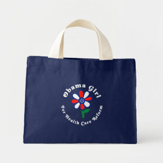OG Health Care Reform-Dark Tiny Tote, 3 colors Canvas Bags