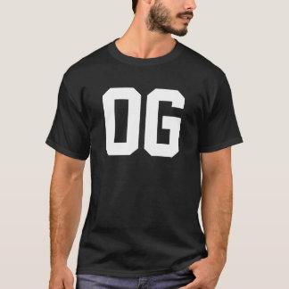 OG   Original Gangster Gangsta Ghetto Thug T-Shirt