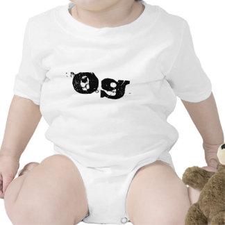OG, Original Gangster Bodysuits