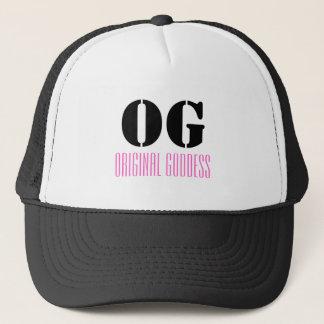 OG Original Goddess Trucker Hat