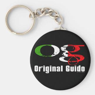 OG - Original Guido Keychain