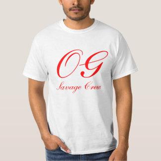 OG Savage Crew T-Shirt