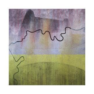 Ogaden 1999 impresión en lienzo