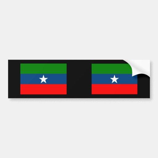 Ogaden, Ethiopia Bumper Stickers