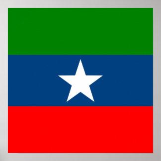 Ogaden Ethiopia Print