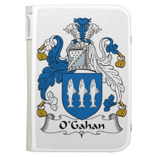 O'Gahan Family Crest Kindle 3G Cases