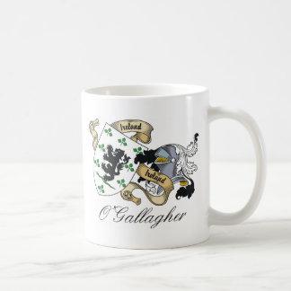 O'Gallagher Family Crest Mug