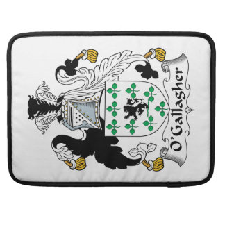 O'Gallagher Family Crest Sleeve For MacBook Pro