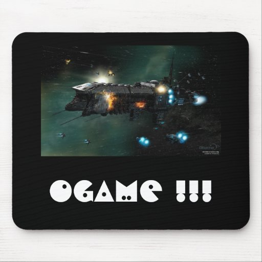 ¡Ogame!!! Mousepads