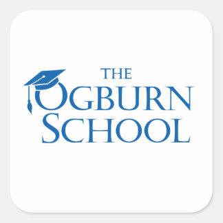 Ogburn School Sticker