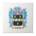 Ogden Coat of Arms - Family Crest Tile
