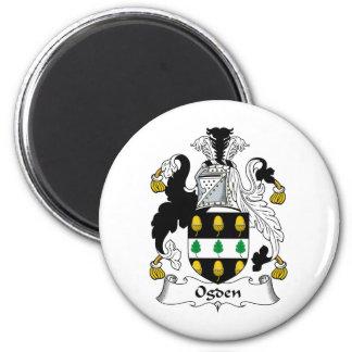 Ogden Family Crest Magnet