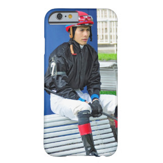 Ogden Phipps Stables - Jose Ortiz Barely There iPhone 6 Case