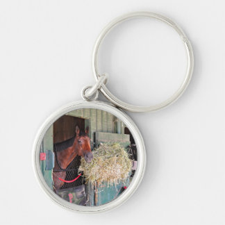 Ogden Phipps Stables with Scampering Keychains