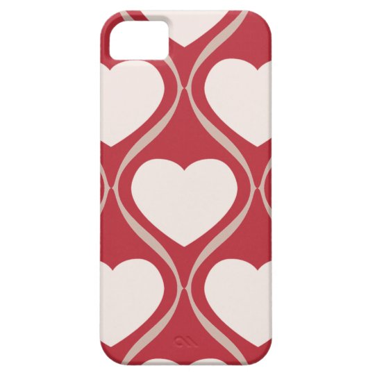 Ogee Heart BRM iPhone SE/5/5s Case