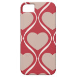 Ogee Heart MRB iPhone 5 Cover