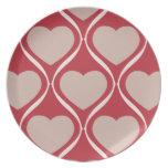 Ogee Heart MRB Plate