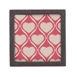 Ogee Heart MRB Premium Trinket Boxes