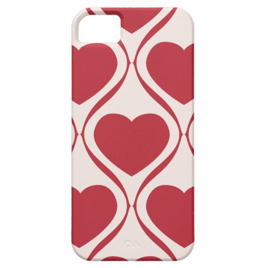 Ogee Heart RB iPhone SE/5/5s Case