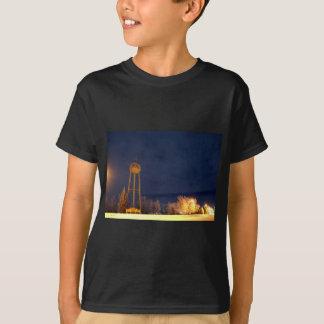 Ogema Sentinel at Night T-Shirt