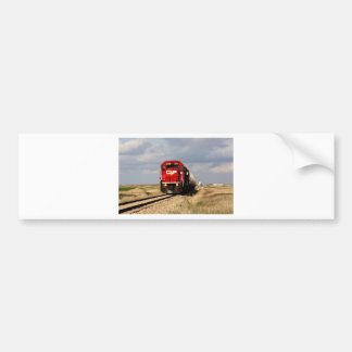 Ogema Train, Saskatchewan Canada Bumper Sticker
