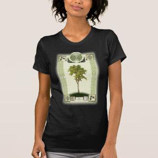Ogham Birch T Shirt