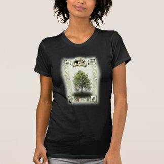 Ogham runes - Ioho T-shirts