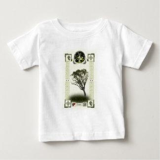 Ogham Runes - Luis Baby T-Shirt