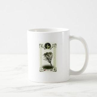 Ogham Runes - Luis Coffee Mugs