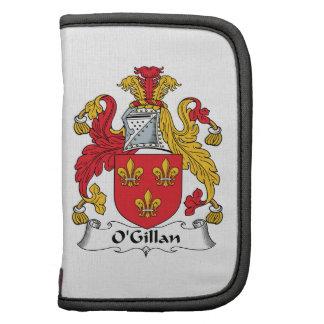 O'Gillan Family Crest Folio Planners