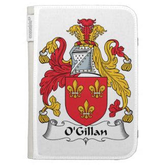 O'Gillan Family Crest Kindle Keyboard Case