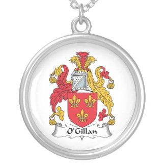 O'Gillan Family Crest Necklace