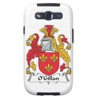 O'Gillan Family Crest Samsung Galaxy SIII Cover