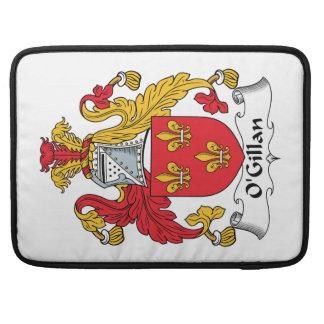O'Gillan Family Crest Sleeve For MacBooks