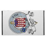 Ogilvie Clan Badge iPad Case