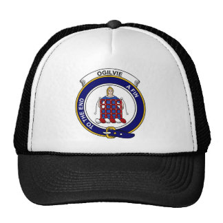 Ogilvie Clan Badge Mesh Hat